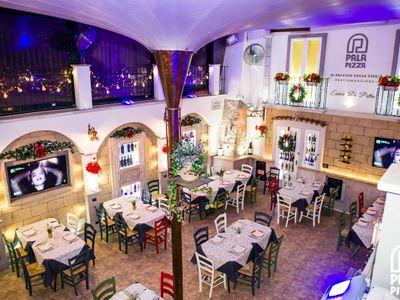 sale meeting e location eventi Frattamaggiore - PalaPizza - il Palazzo della Pizza