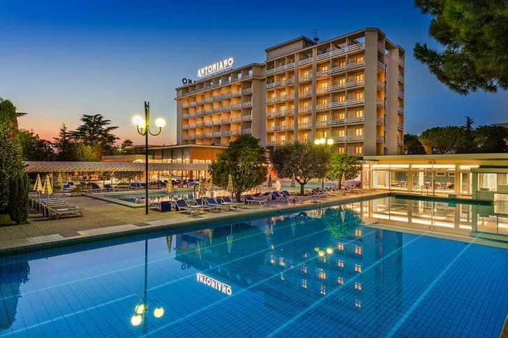 Hotel Terme Antoniano photo 1