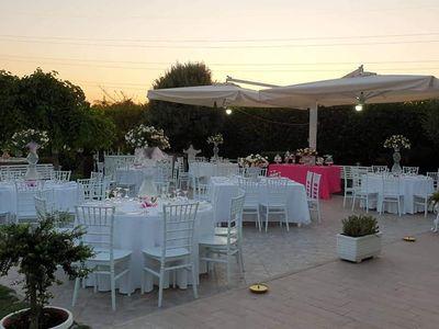 sale meeting e location eventi Naples - Giardino Degli Angeli