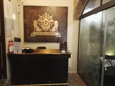 sale meeting e location eventi Rome - Relais Giulia