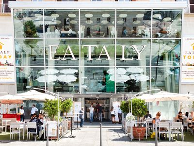 sale meeting e location eventi Milano - Eataly Milano