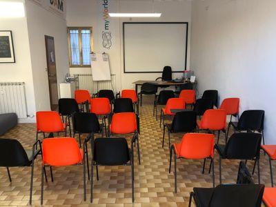 sale meeting e location eventi Bologna - Be A Master