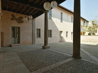 sale meeting e location eventi Biassono - Villa Ca' de Bossi