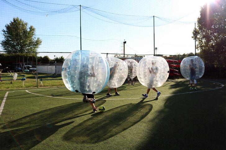 Bubble Football Milano photo 1