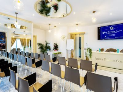 sale meeting e location eventi Olbia - Aurea Business Center