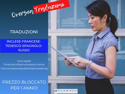 Servizi per Meeting ed eventi Torino - Oversea - Traduzione e Interpretariato