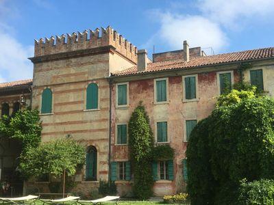 sale meeting e location eventi Sorgà - La Casa Grande di Corte Italia - Eventi