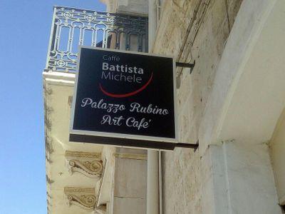 sale meeting e location eventi Triggiano - Palazzo Rubino Art Café
