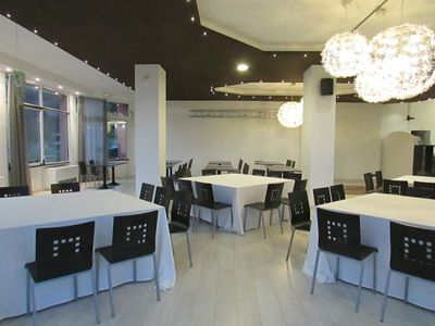 sale meeting e location eventi Monguzzo - Cooking Spazio Eventi