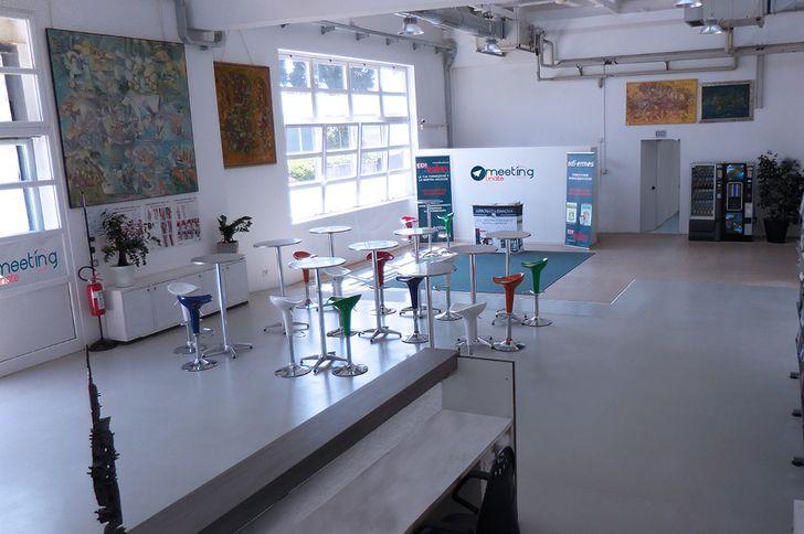 Meeting Linate Industrial Loft foto 1