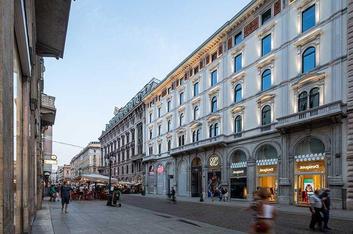 Wellio Milano Dante foto 1