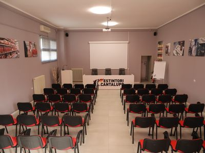 sale meeting e location eventi Carpi - Sala Meeting Estintori Cantalupo