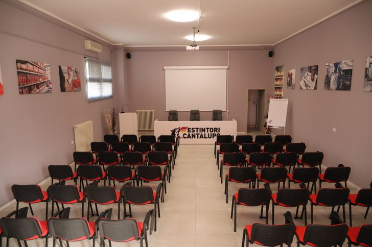 Sala Meeting Estintori Cantalupo foto 1