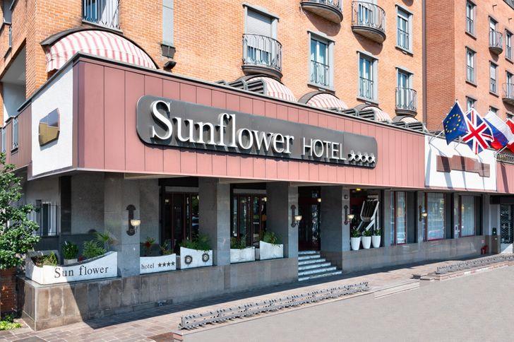 Sunflower Hotel foto 1