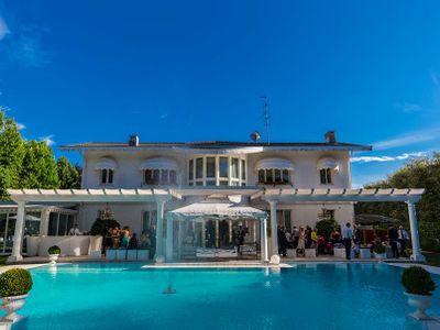 sale meeting e location eventi Magnago - Villa Patrizia di Magnago