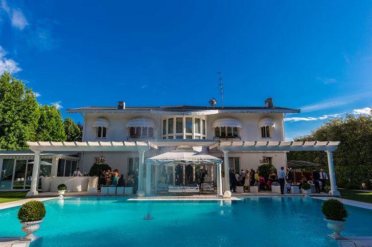 Villa Patrizia di Magnago foto 1