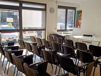 sale meeting e location eventi Roma - Sala riunioni Programma Integra