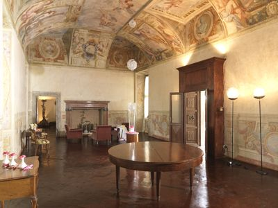 Sala dei Girasoli foto 2