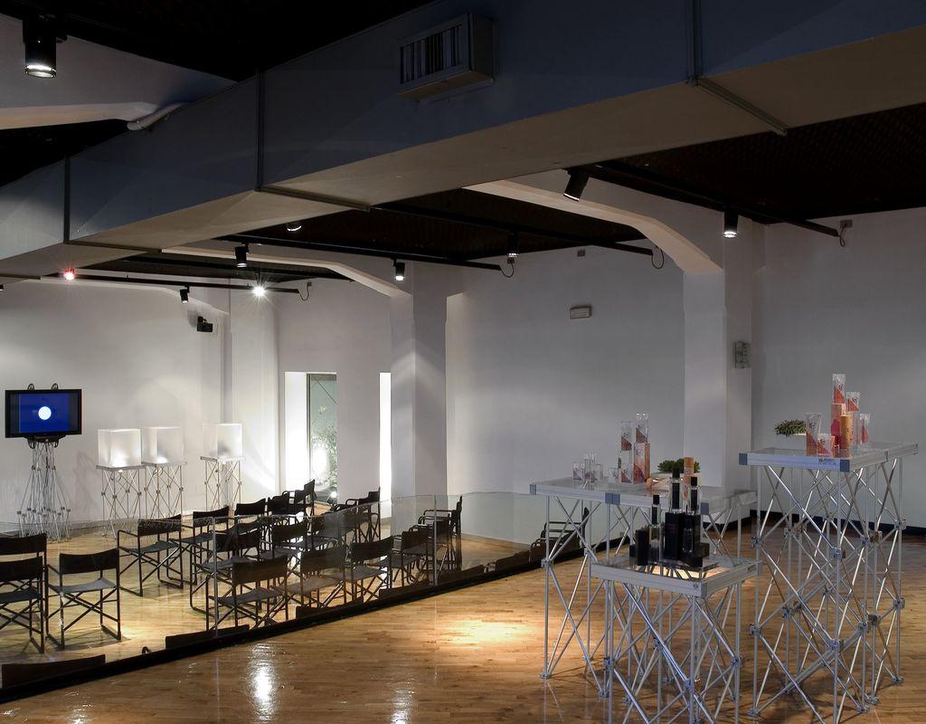 Magna pars milano meeting hub - Sala insonorizzata ...