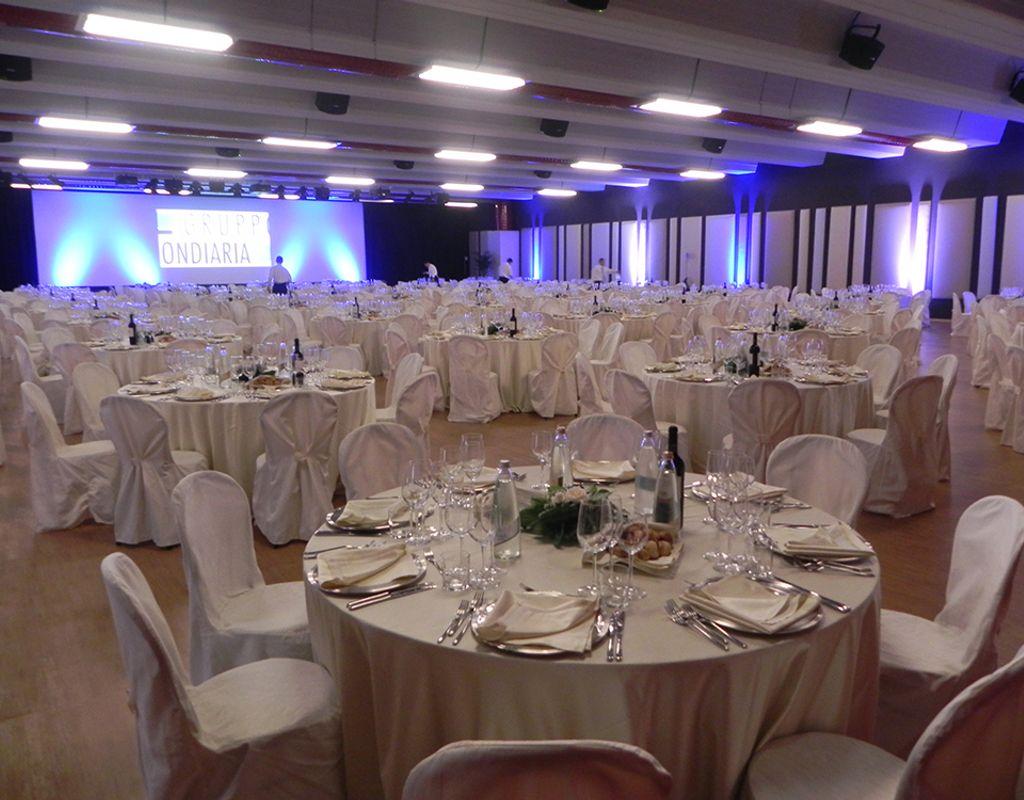 Venue For Event Hotel Parchi Del Garda Lazise
