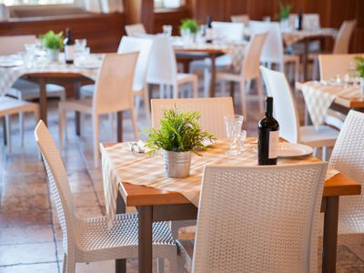 Ostia Antica Park Hotel Restaurant foto 4