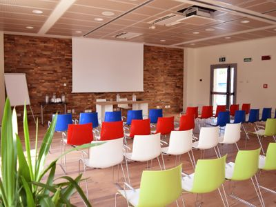 Green Meeting Hall Plenaria foto 1