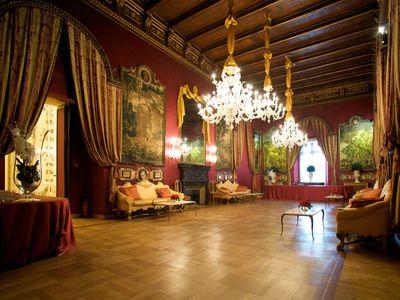 Sala degli Arazzi - Tapestries Hall foto 3