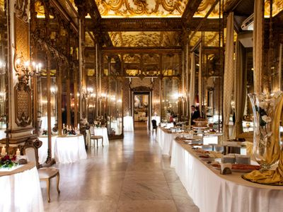 Galleria degli Specchi - Mirrors Hall foto 7