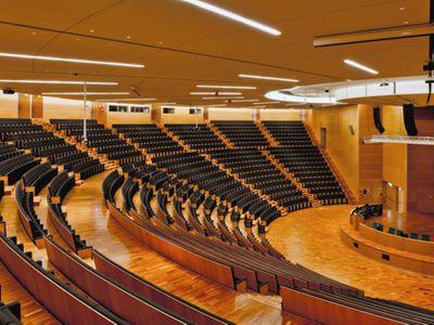 Sala dell'anfiteatro foto 2