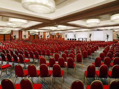 sale meeting e location eventi Roma - Sheraton Roma Hotel & Conference Center