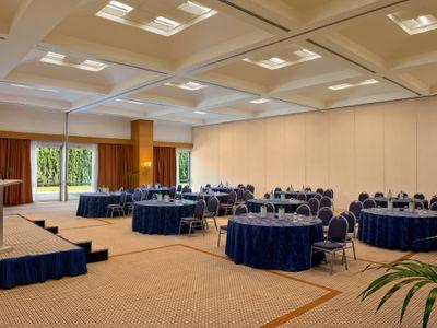 sale meeting e location eventi Fiumicino - Hilton Rome Airport