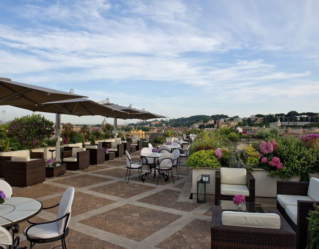 Venue for events Hotel Atlante Star Rome