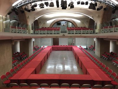 Sala Fellini foto 1