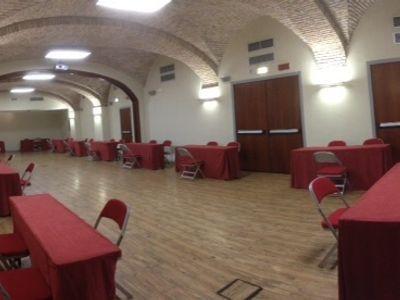 Sala Michelangelo foto 2