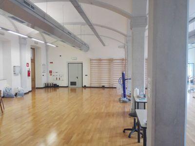Palestra con spogliatoi/ Gym with dressing room foto 7