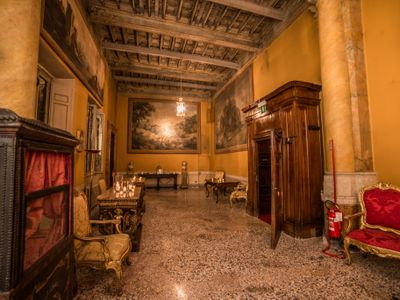 Sala del Baldacchino foto 6
