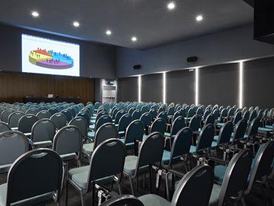 Sala Meeting Plenaria foto 2