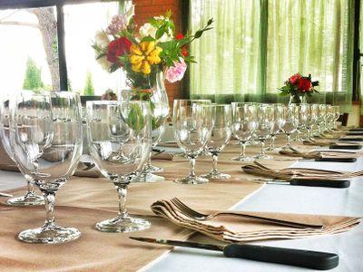 Sala ristorante foto 1