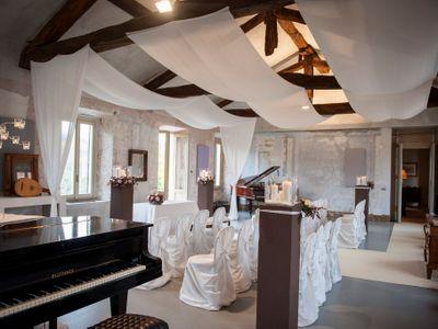 sale meeting e location eventi Bodio Lomnago - Villa Bossi