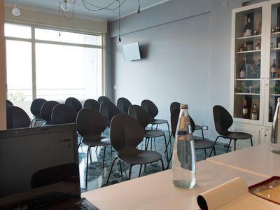 Sala meeting Ciauru foto 1