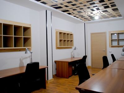 Ufficio privato 6 postazioni foto 9