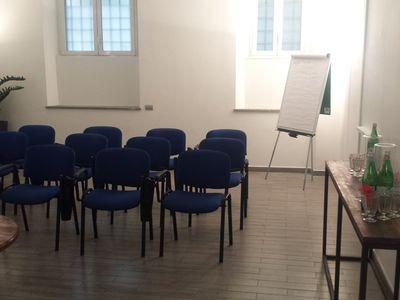 Sala riunioni business affari foto 1