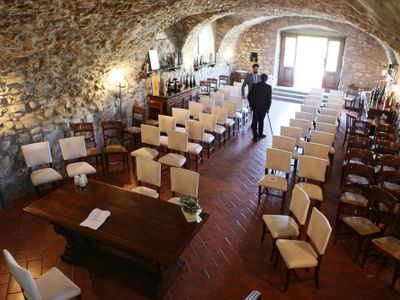 Antica Sala Degustazioni foto 2
