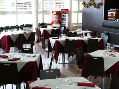 Sala ristorante foto 2