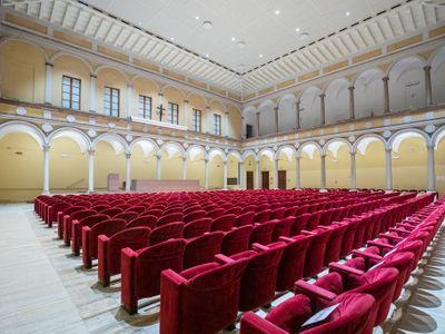 sale meeting e location eventi Milano - Casa Cardinale Ildefonso Schuster