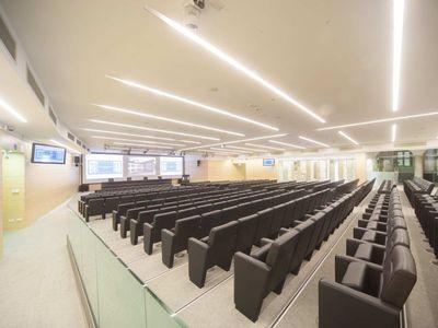 sale meeting e location eventi Varese - Centro Congressi Ville Ponti
