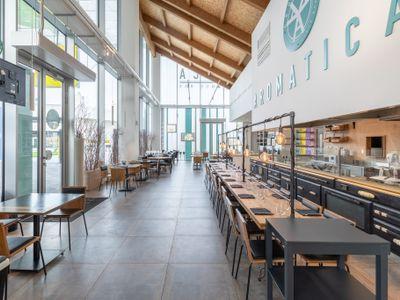 sale meeting e location eventi Locate di Triulzi - Aromatica Restaurant & Lounge Scalo Milano