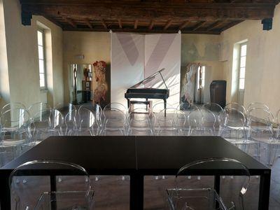 sale meeting e location eventi Biassono - Villa Ca' de Bossi